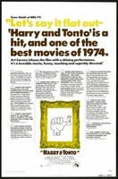 Harry and Tonto #731293 movie poster