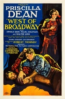 West of Broadway movie poster