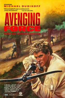 Avenging Force poster #731623