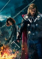 The Avengers #731641 movie poster