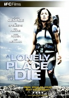 A Lonely Place to Die movie poster