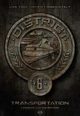 The Hunger Games poster #732353