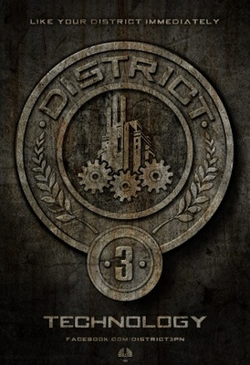 The Hunger Games poster #732356