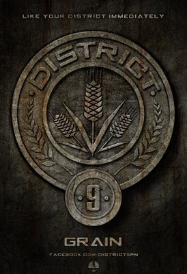 The Hunger Games poster #732365