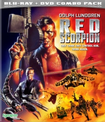 Red Scorpion poster #732579
