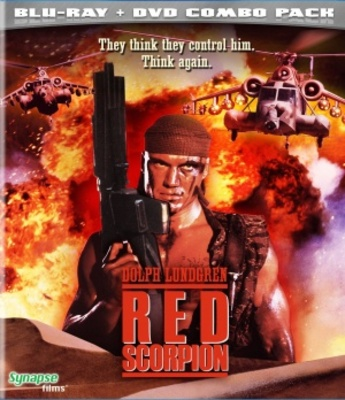 Red Scorpion poster #732580