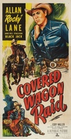 Covered Wagon Raid movie poster