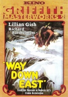 Way Down East movie poster