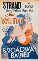 Broadway Babies movie poster