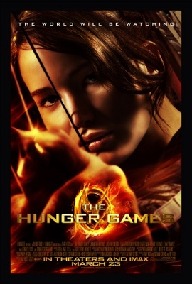 The Hunger Games poster #734210