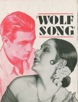 The Wolf Song movie poster