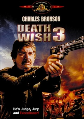 Death Wish 3 poster #734436