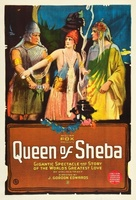 The Queen of Sheba movie poster