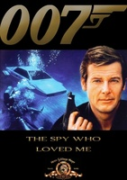The Spy Who Loved Me #734642 movie poster