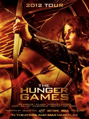 The Hunger Games poster #735025