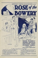 Rose of the Bowery movie poster