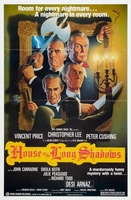 House of the Long Shadows movie poster