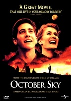 October Sky #735131 movie poster
