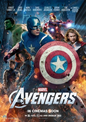 The Avengers poster #735217