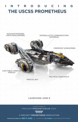 Prometheus poster #735514