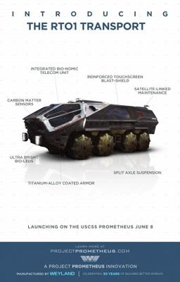 Prometheus poster #735515