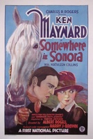Somewhere in Sonora movie poster