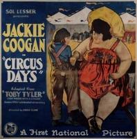 Circus Days movie poster