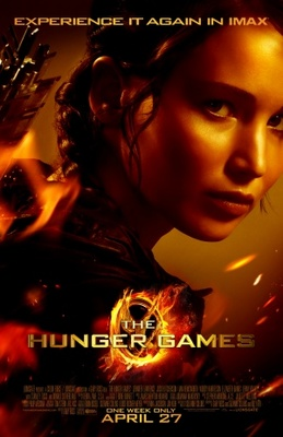 The Hunger Games poster #735822