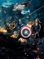 The Avengers #736293 movie poster
