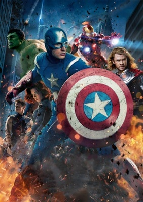 The Avengers poster #736489