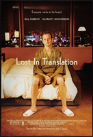 Lost in Translation movie poster