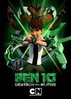 Ben 10 Destroy All Aliens #736552 movie poster