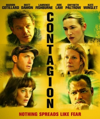 Contagion poster #736694