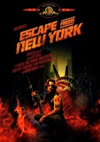 Escape From New York #737600 movie poster