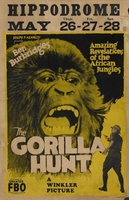 The Gorilla Hunt movie poster