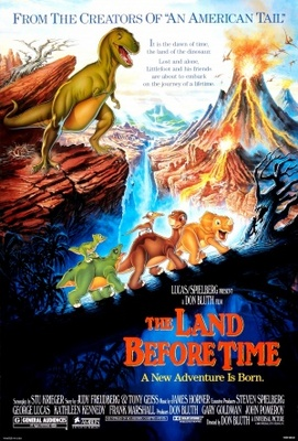 The Land Before Time poster #737770
