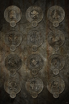 The Hunger Games poster #739417