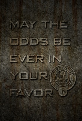 The Hunger Games poster #739419