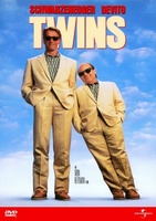 Twins movie poster