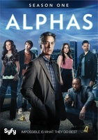 Alphas movie poster