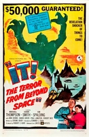 It! The Terror from Beyond Space movie poster