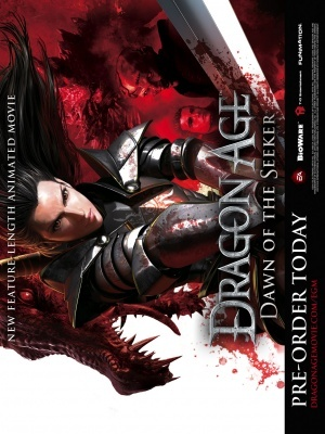 Dragon Age Dawn Of The Seeker Movie Poster 741145 Movieposters2 Com