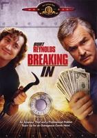 Breaking In movie poster