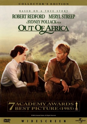 Out of Africa movie poster #741228 - MoviePosters2.com