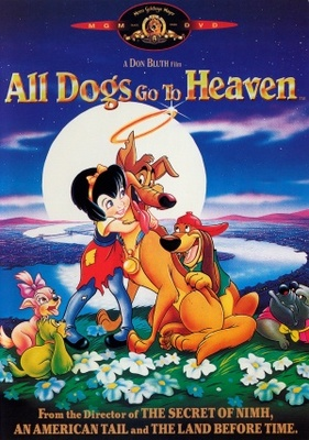 All Dogs Go to Heaven poster #741616