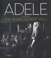 Adele Live at the Royal Albert Hall movie poster