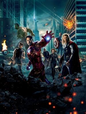 The Avengers poster #742841