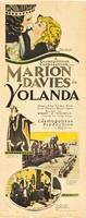 Yolanda movie poster
