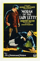 Moran of the Lady Letty movie poster
