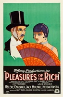 Pleasures of the Rich movie poster